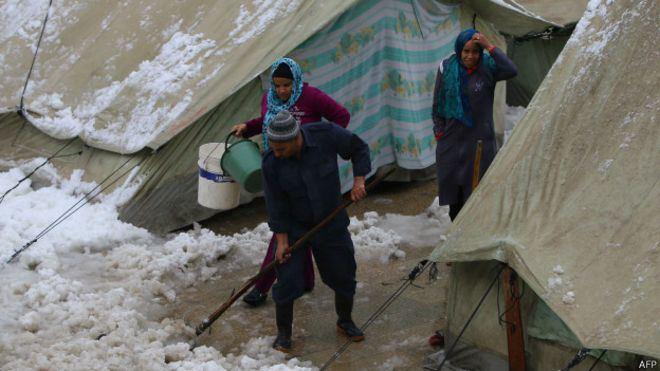 """""""Calor para los Refugiados"""" con ACNUR, Tantaka yAUNOM"""