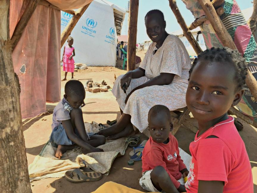 Sudán del Sur: petróleo ysangre